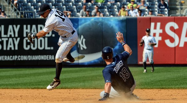 Yankees Fall Under .500 as Offensive Struggles Continue ...