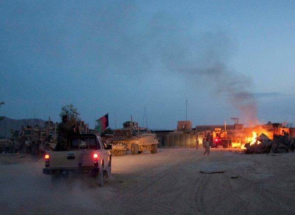 U.S. Military Is Scrutinized Over Trash Burning in ...