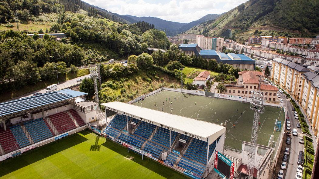 Ipurua Municipal Stadium, Markel Redondo- New York Times,