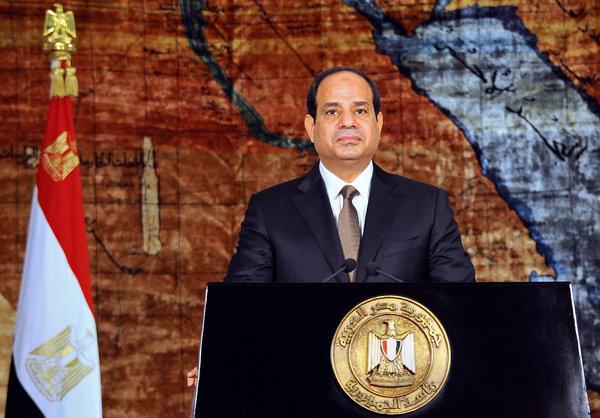 Una propuesta de alto el fuego por el presidente Abdel Fattah el-Sisi de Egipto se reunió la mayor parte de las demandas de Israel; Hamas rechazó de inmediato. Fady Fars / Agencia de Noticias de Medio Oriente, a través de Associated Press
