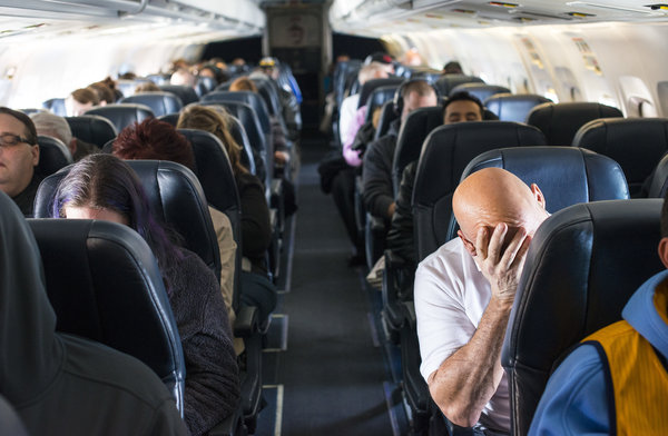 Don't Want Me to Recline My Airline Seat? You Can Pay Me - The New ...