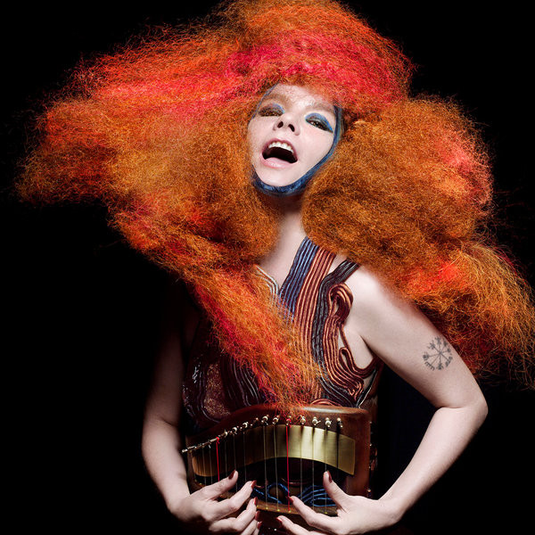 Björk: Biophilia Live' Documents Her Tour - The New York Times