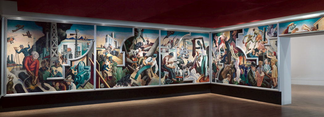 When you're in the market for a mobile home, one decision you have to make is whether to buy a new or used model. Thomas Hart Benton's 'America Today' Mural at the Met