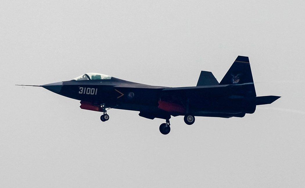 中國隱形戰機殲-31將亮相珠海 - 紐約時報中文網