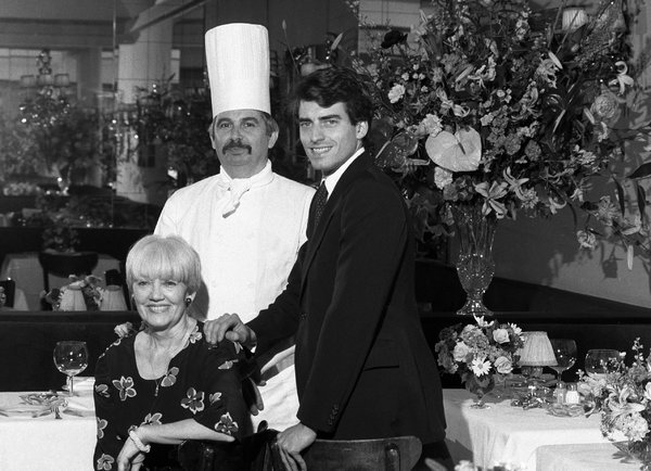 Gis 232 Le Masson Dies At 89 Fed The Famous At La Grenouille