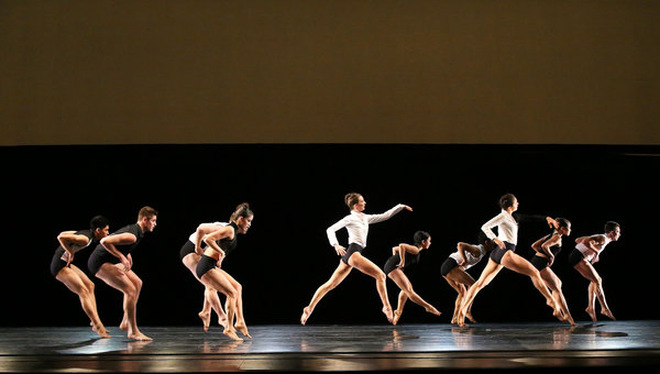Juilliard Students Star in 'New Dances: Edition 2014 ...