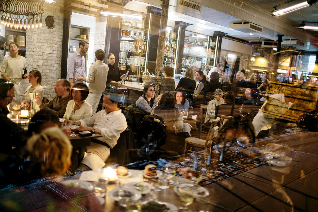 Restaurant Review Via Carota In The West Village The New York Times