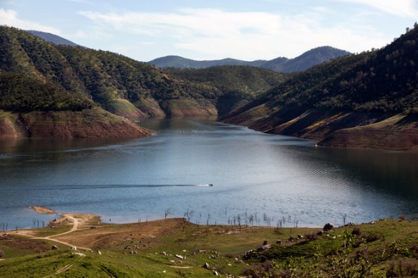 As California Drought Enters 4th Year, Conservation ...