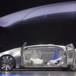 Video Feature Inside The F 015 Mercedes S Self Driving Car The New York Times