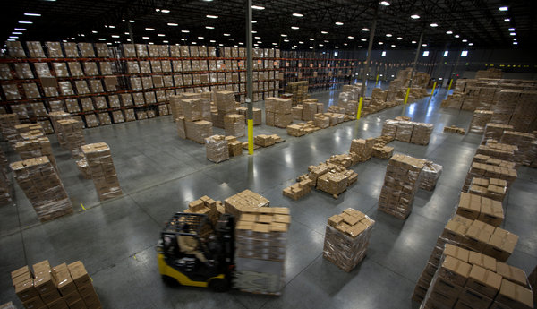 Flurry Of Freight Spurs New Commercial Building