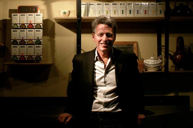 Steven Smith Tea Room Portland