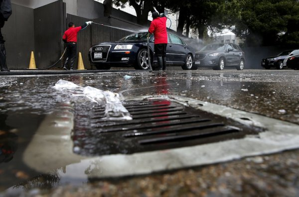 California Imposes First Mandatory Water Restrictions to ...