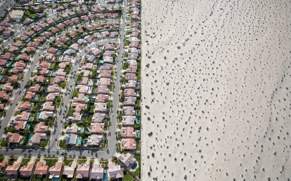 California Drought Tests History of Endless Growth - The ...