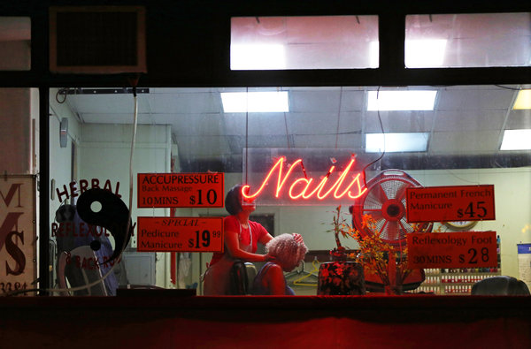 Nail Salons Open Late On Sunday Near Me Art Ideas