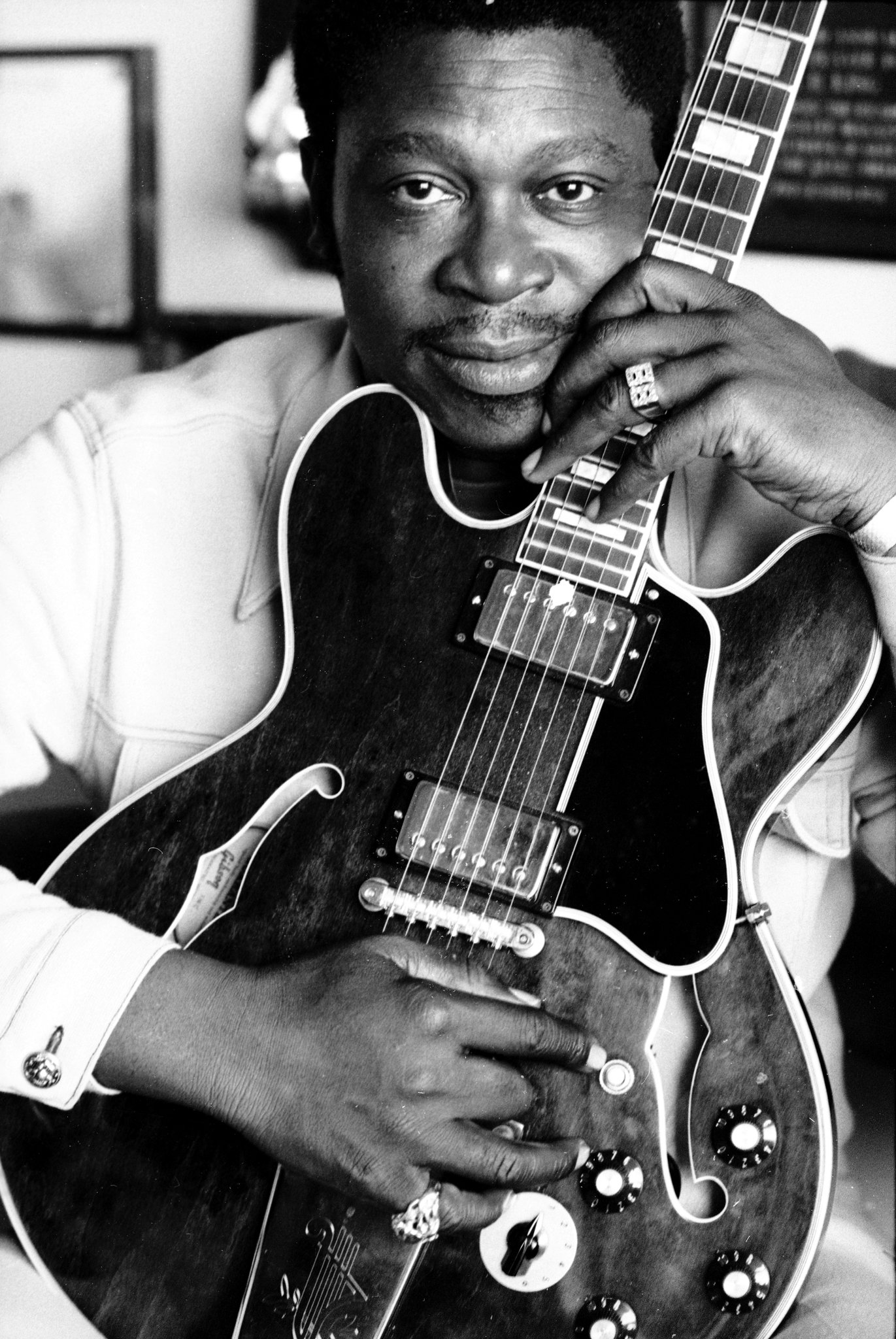 B B King Defining Bluesman For Generationss At 89