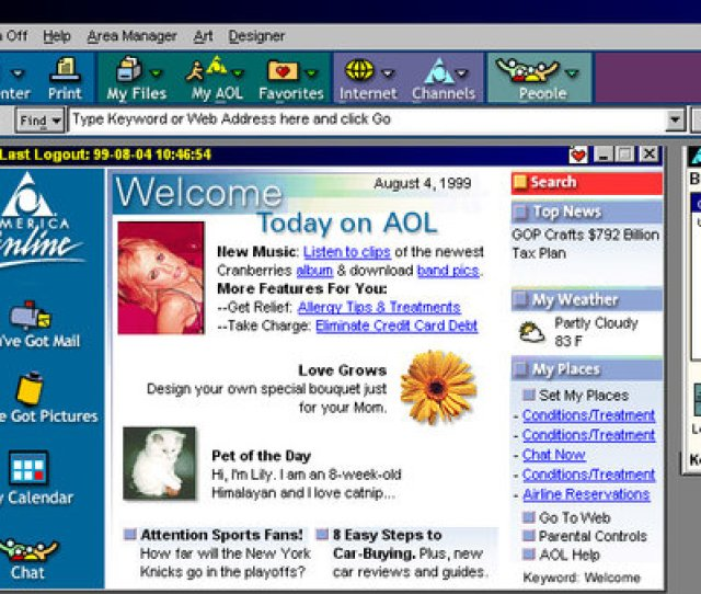 Aol Exceeds Expectations