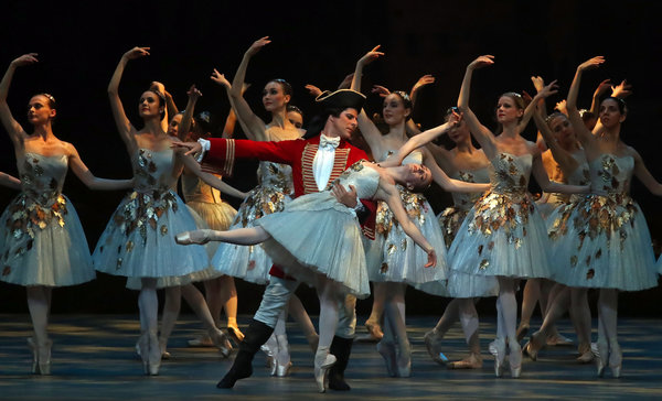 Review: 'The Sleeping Beauty,' Reawakened by American ...