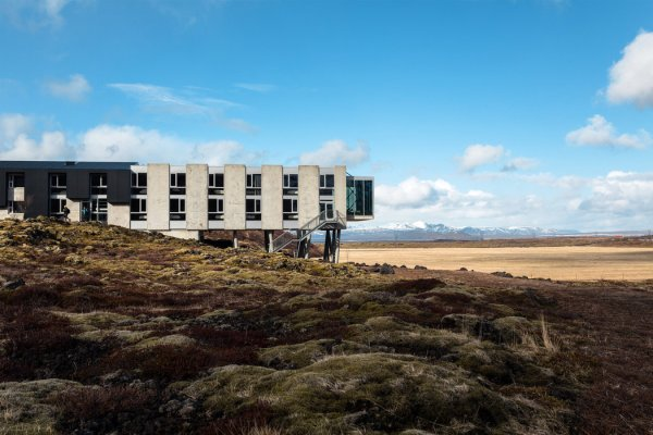 In Iceland, Seeking a Luxury Hotel Amid the Rustic Charm ...