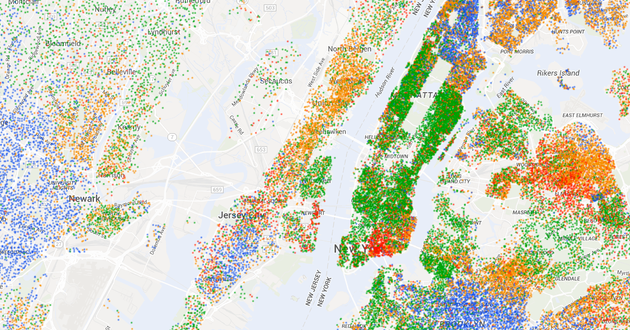 HD Decor Images » Mapping Segregation   The New York Times