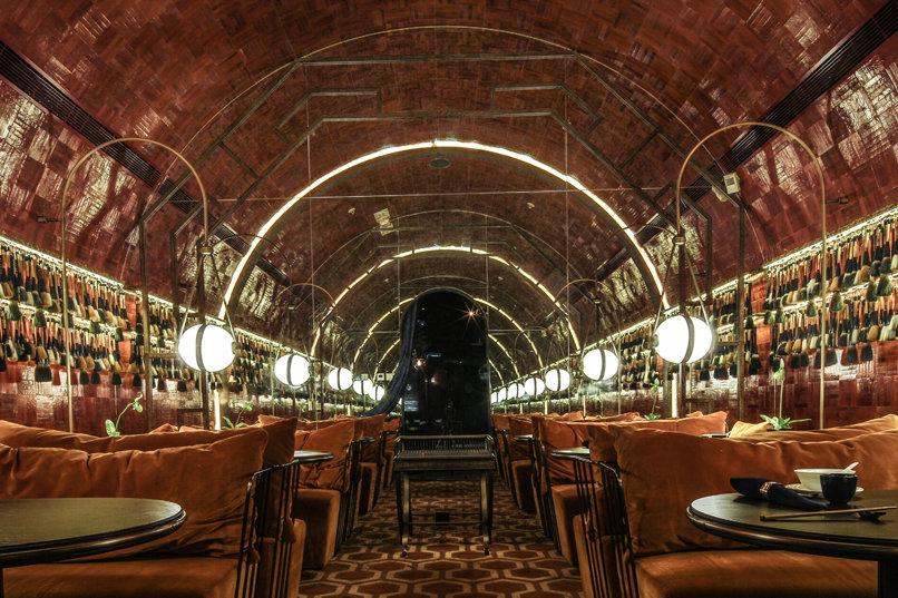 LUXE城市指南:香港最潮餐廳 - 紐約時報中文網