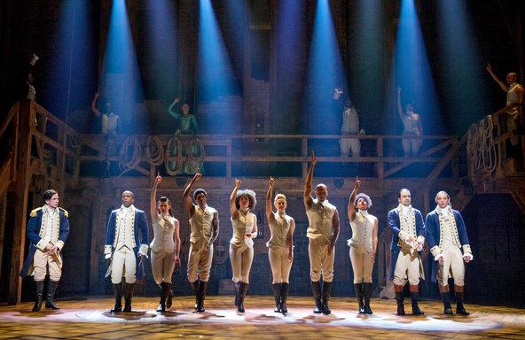 best lighting design of a musical