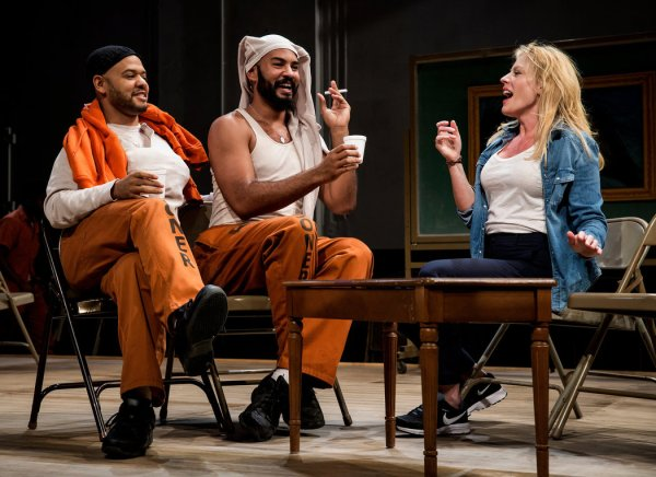 Review: In 'Whorl Inside a Loop,' Inmates Shape Their ...