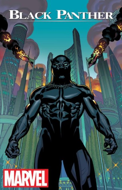 Comics for 2016 - Black Panther