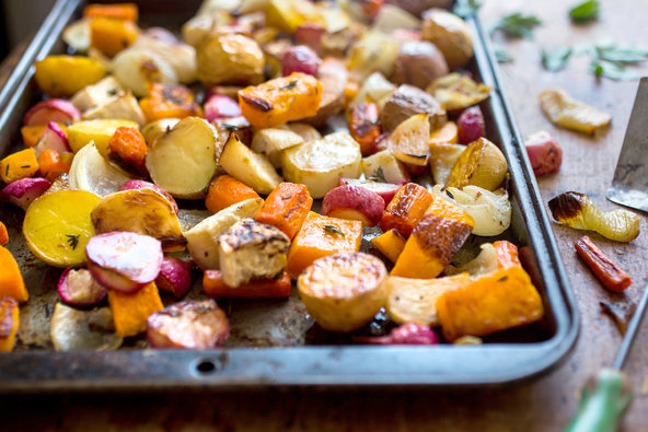 Is Roasting a Healthy Way to Cook Vegetables? - The New ...