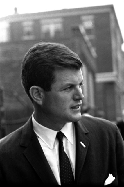 Edward Kennedys Scotch Infused Senate Job Interview The