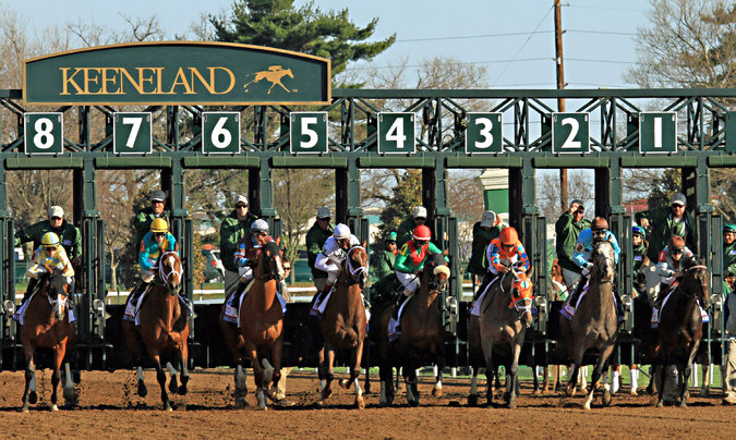 Keeneland Brings Breeders Cup To Heart Of Horse Country