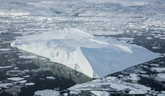 Risultati immagini per climate change: NASA project reveals what the melting of Earth's ice sheets will really mean