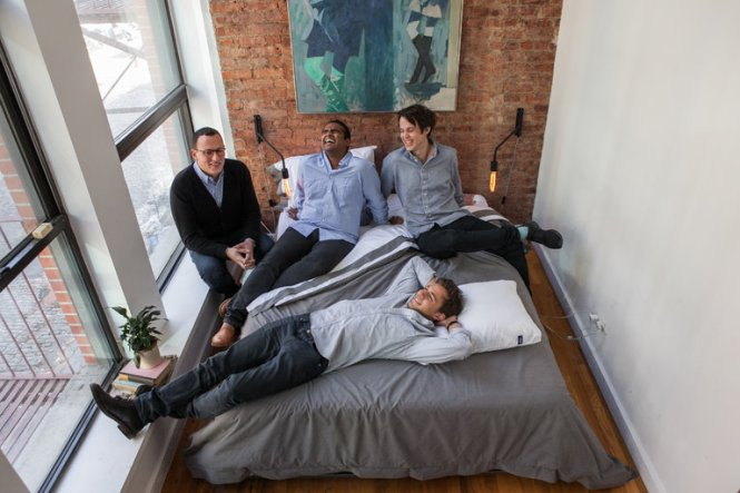 Casper Hopes Its One For All Concept Translates To Pillow