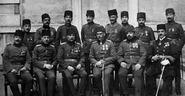 1915: Turkish Army Prepares for Offensive - The New York Times