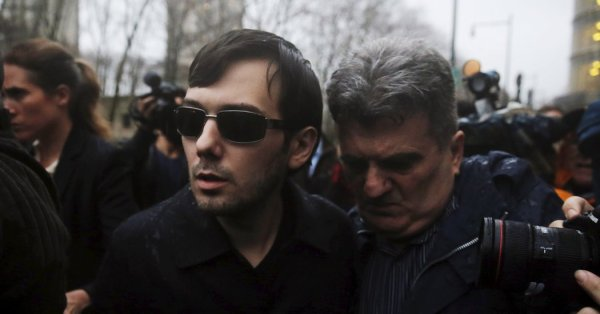 Martin Shkreli's Arrest Fuels Debate Over $1 Million ...