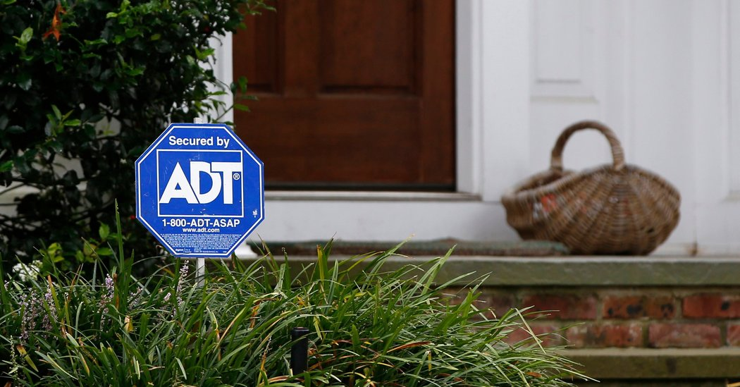 Adt Security Home