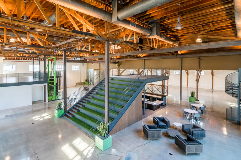 Old Hollywood Buildings Get Makeovers and Turn 'Creative ... on New Get Design  id=49372