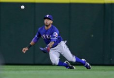 Image result for ian desmond rangers