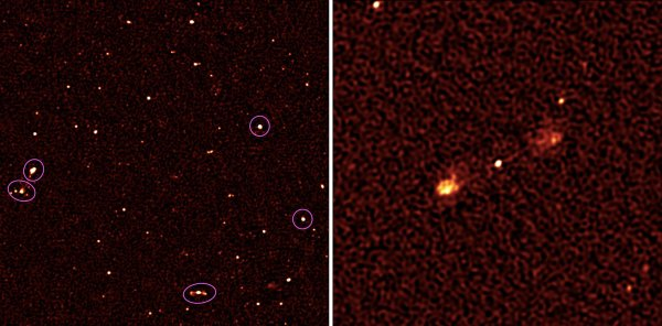South African Telescope Spots 1300 Unknown Galaxies The