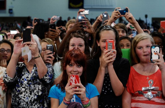 Image result for children on phones india