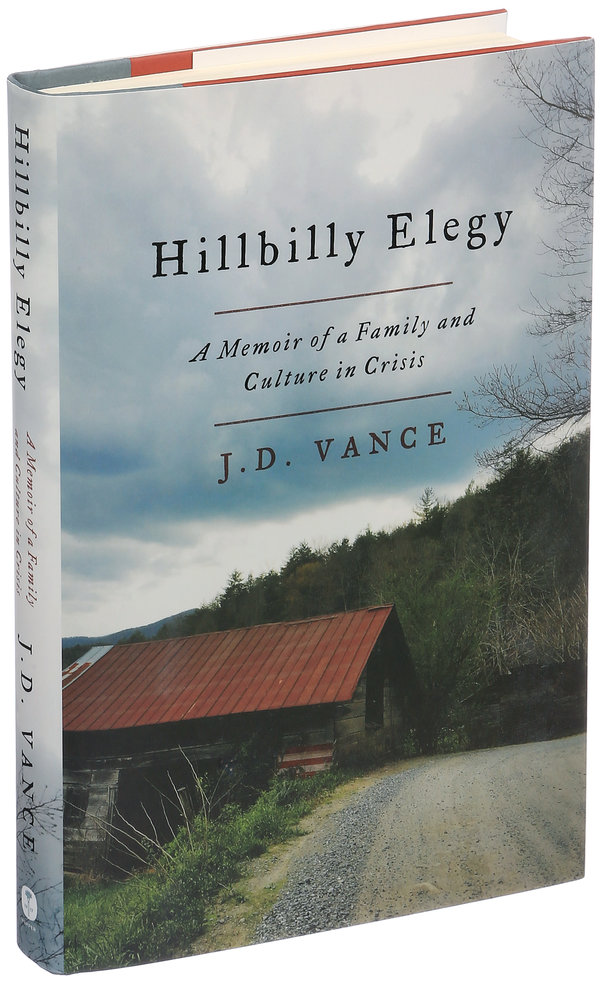 Review In Hillbilly Elegy A Tough Love Analysis Of The