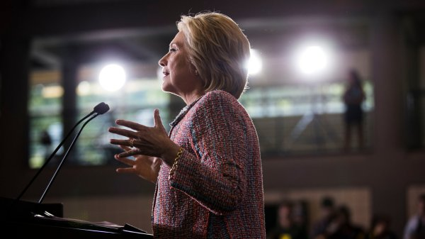 Hillary Clinton Returns to the Campaign Trail, Vowing New ...