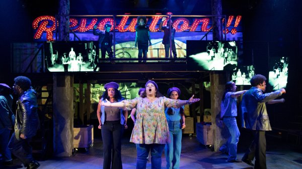 Review: 'Party People,' a Nostalgic Look at 1960s ...