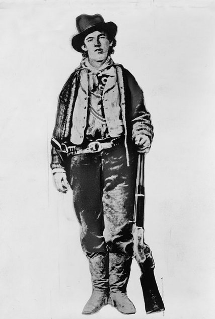 Billy The Kid The Novel The New York Times