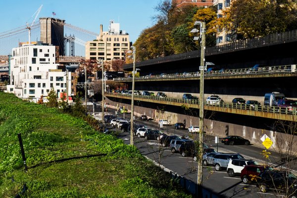 Dreaded by Drivers BrooklynQueens Expressway Is Set for