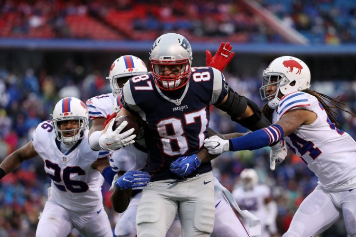 Image result for rob gronkowski patriots