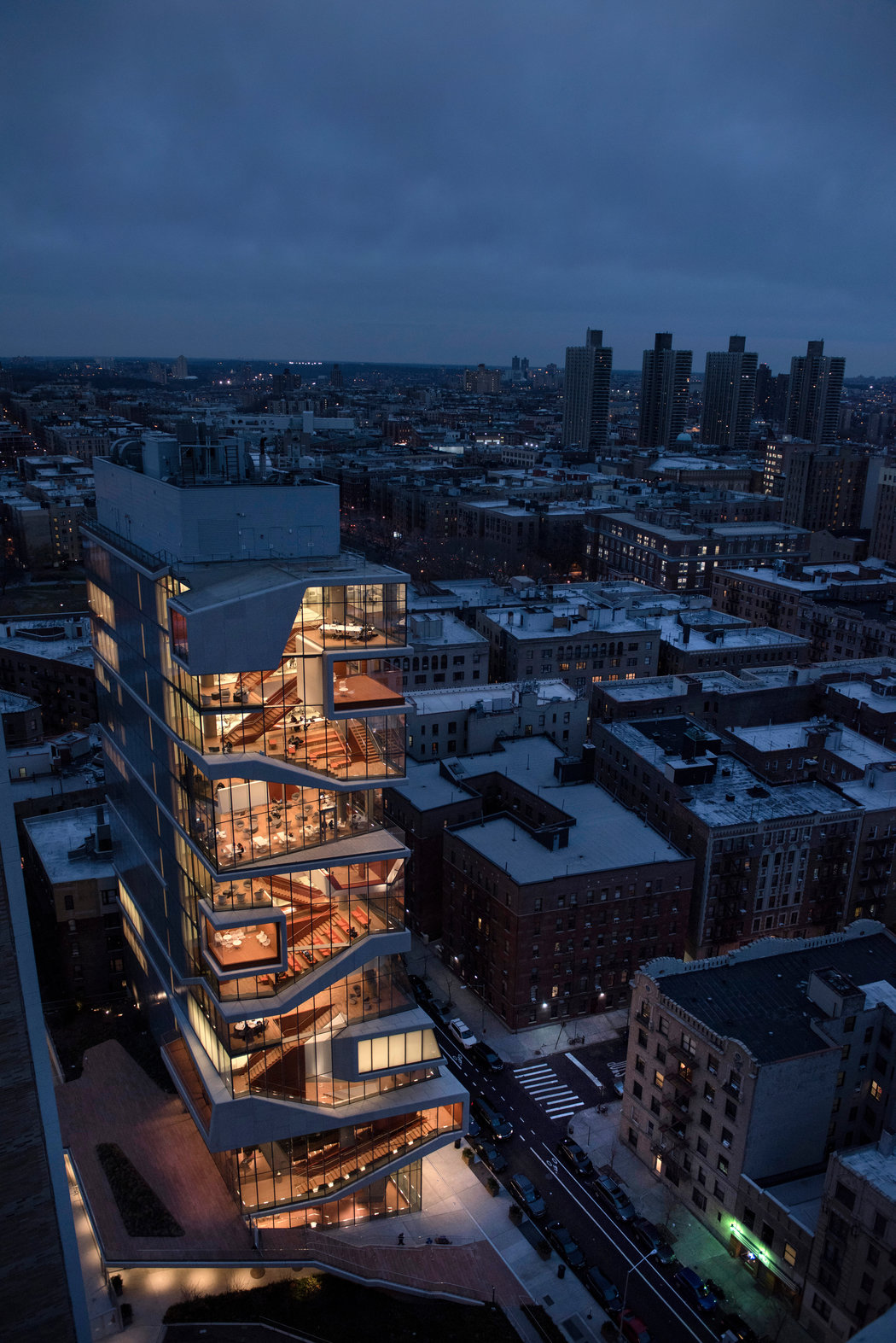 The Best Architecture In New York Of 2016 The New York Times