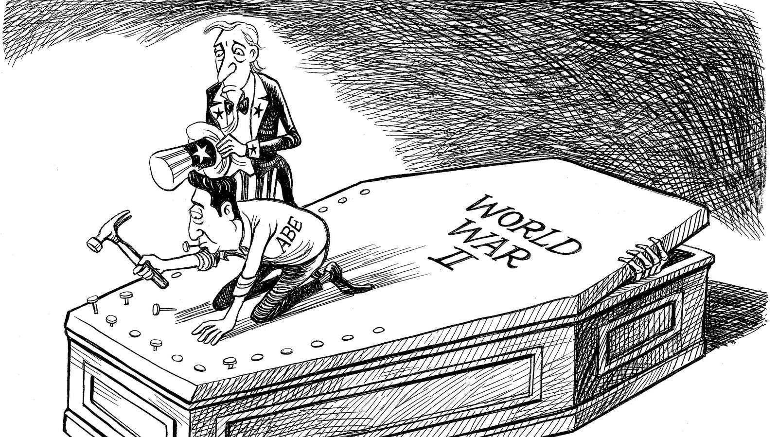 Opinion Heng On The Prime Minister Of Japan Visiting Pearl Harbor