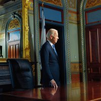 Joe Biden: 'I Wish to Hell I'd Just Kept Saying the Exact Same Thing' by JONATHAN ALTER