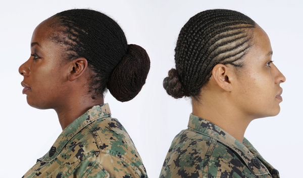 Army Lifts Ban On Dreadlocks And Black Servicewomen