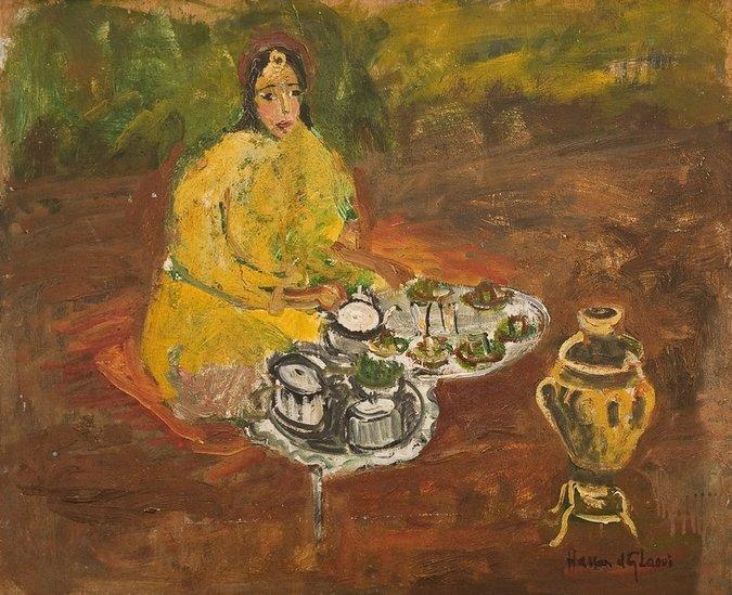 Arab Women Take Back Their Images in Art